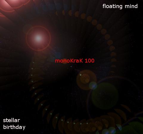 monoKraK 100 cover