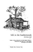 Download Life in the Leatherwoods.