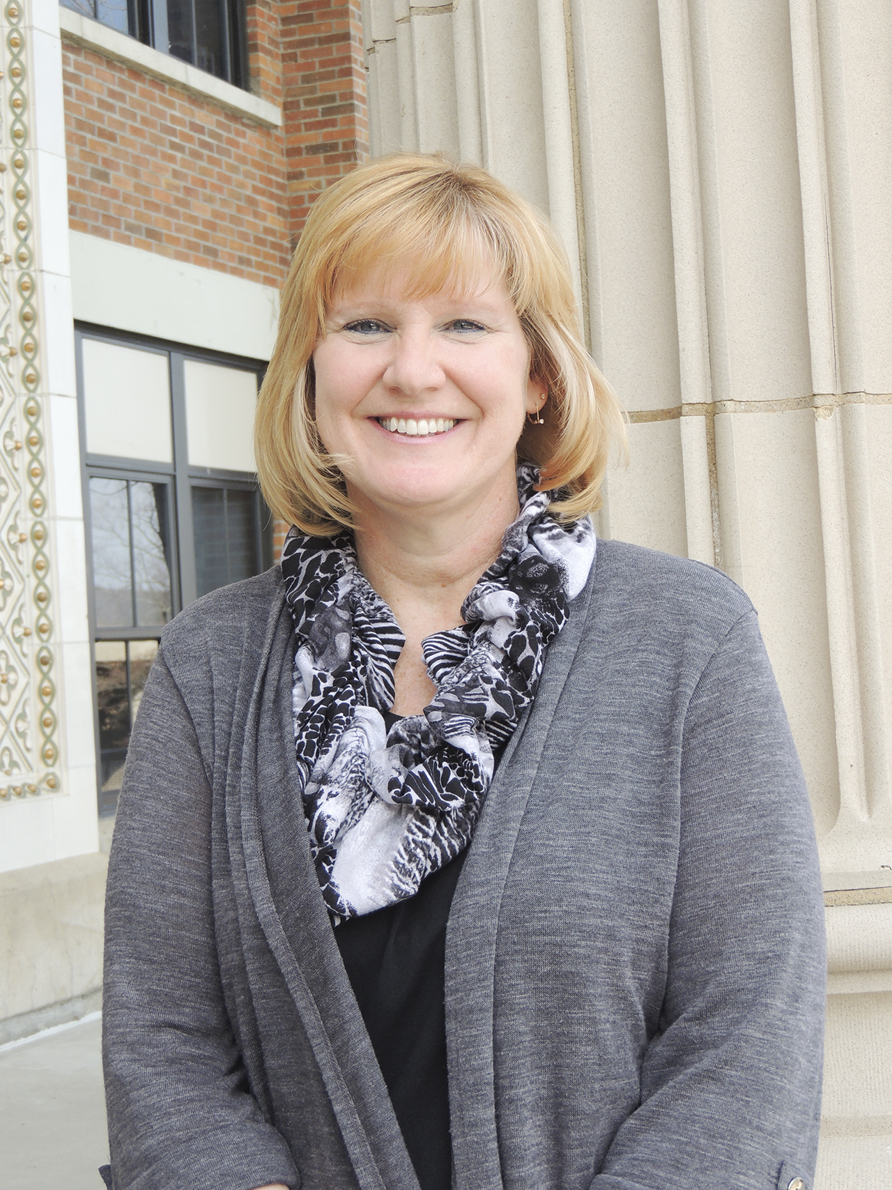Keuka College's Elizabeth Lambert earns National Honor for Achievement in Student Success