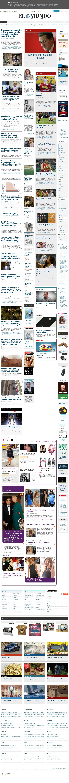 El Mundo at Tuesday Sept. 9, 2014, 2:10 p.m. UTC