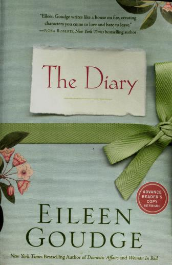 Cover of: The diary | Eileen Goudge