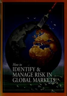 Cover of: How to Identify and Manage Risk In Global | Investors Press