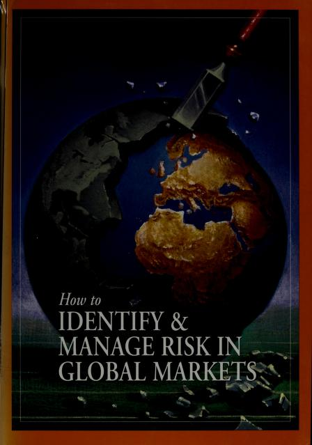 How to Identify and Manage Risk In Global by Investors Press