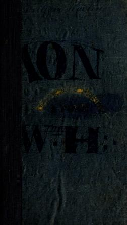 Ion by Talfourd, Thomas Noon Sir