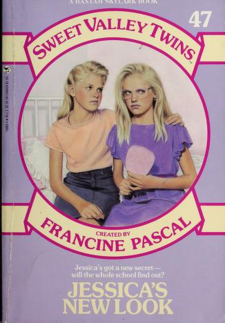 Cover of: JESSICA'S NEW LOOK | Francine Pascal