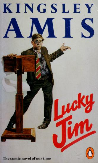 Cover of: Lucky Jim | Kingsley Amis