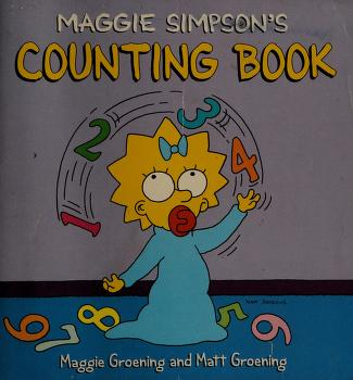Cover of: Maggie Simpson's counting book | Maggie Groening