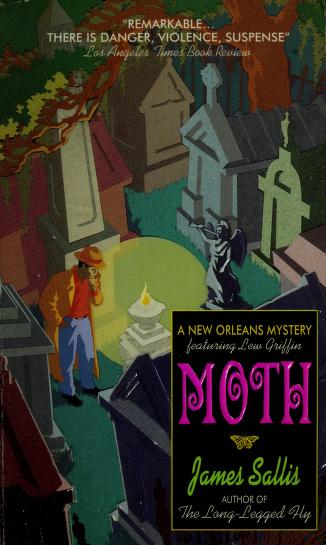 Cover of: Moth | James Sallis