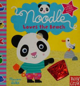 Cover of: Noodle loves the beach | Marion Billet