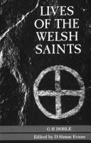 Lives of the Welsh saints by G. H Doble